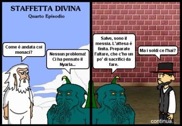 Staffetta Divina 4