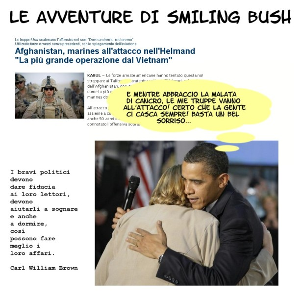 Le Avventure di Smiling Bush01